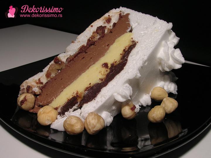 Kinder torta Dekorissimo