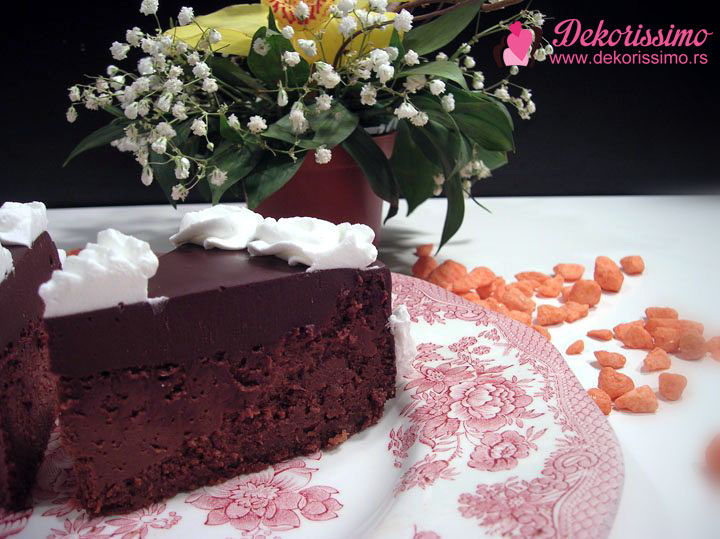 Chococheese cake 02