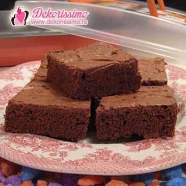 Brownies (braunis)