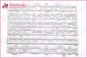 Funky set slova i brojeva – K2355 a