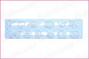 K2320 - Utiskivač cvetići i leptir