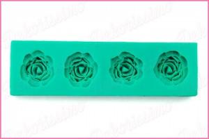 K4010 - Silikonska modla za ruže