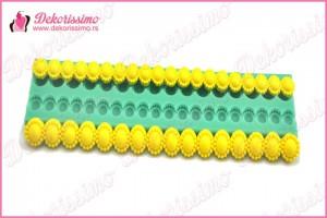 Modla ogrlica elegantni biseri – K4052