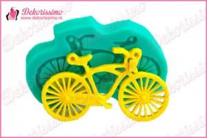 Silikonska modla bicikl - K4251 a