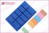 Silikonska modla lego kocke - K4217 a