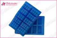 Silikonska modla lego kocke - K4217 b