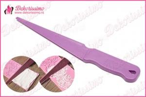 Špatula za čipku (nož za sugerveil) - K8106