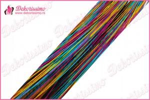 Cvećarske žice šarene, set 30 komada, 0,8mm – Z030