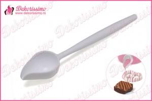 Kašika za fino sipanje i ukrašavanje kremom i čokoladom - K8230