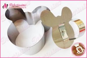 Metalna Modla Miki Maus sa pritiskivačem – K8252