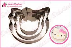 Set 3 metalne modle Helo Kiti – K8507