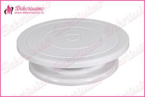Rotirajuće postolje za ukrašavanje torti - K7301
