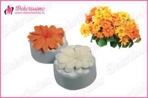 Kalup za pravljenje cvetova petunije - K8347
