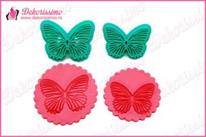 Modla utiskivač leptir 1 – K8431
