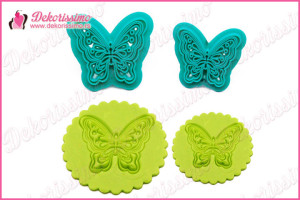 Modla utiskivač leptir 3 – K8433